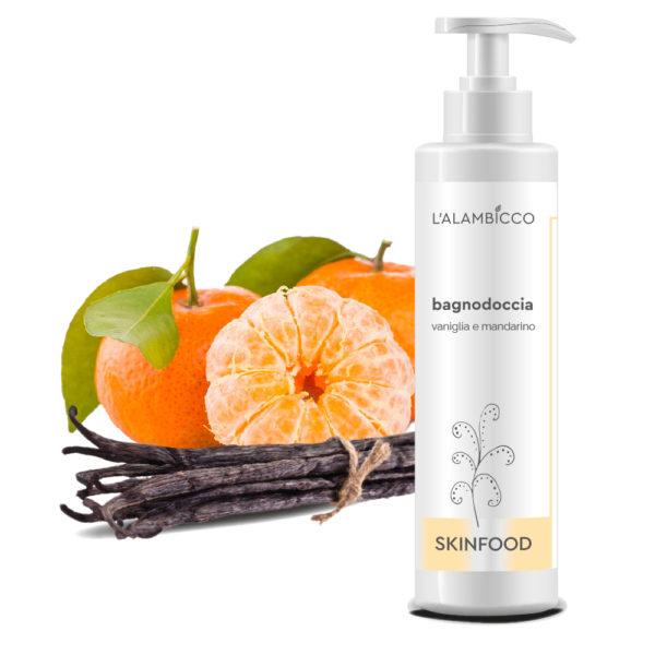 Bagnodoccia - Vaniglia e Mandarino