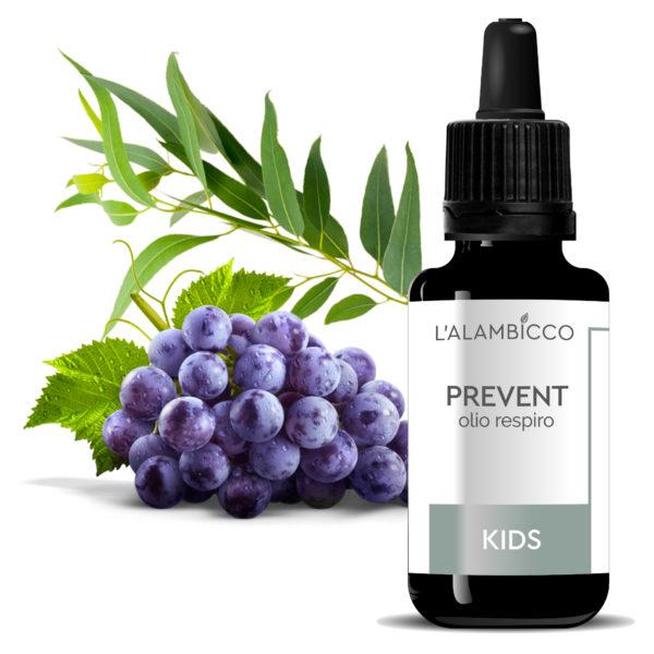 Prevent Kids Olio Respiro