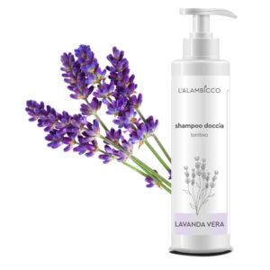 Shampoo Doccia - Lavanda Vera