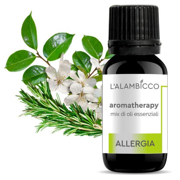 Aromatherapy - Allergia