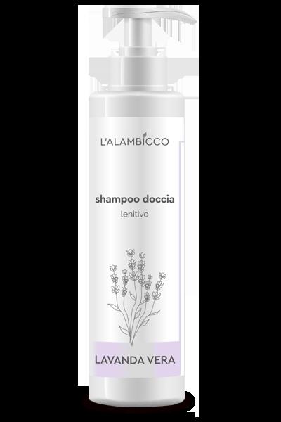 Lavanda - Shampoo Doccia